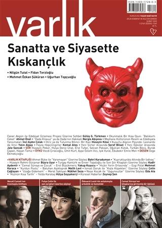 Varlık Edebiyat ve Kültür Dergisi Sayı: 1349 Şubat 2020