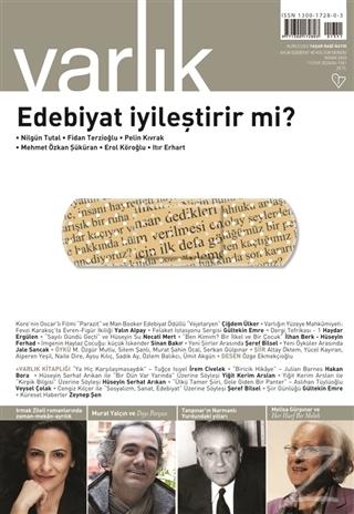 Varlık Edebiyat ve Kültür Dergisi Sayı: 1351 Nisan 2020