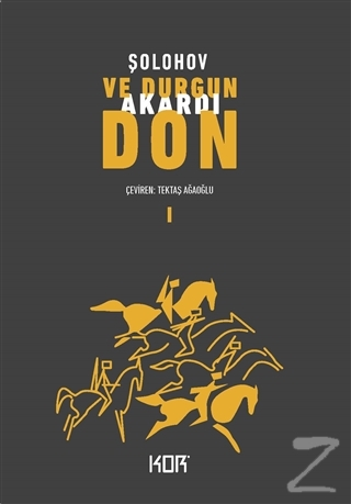 Ve Durgun Akardı Don - 1