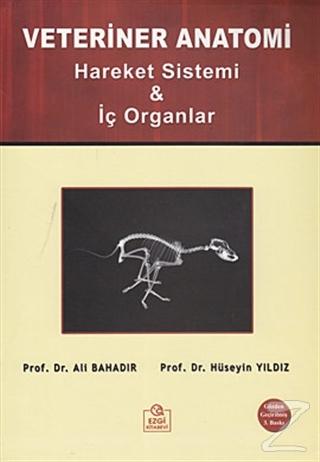 Veteriner Anatomi Hareket Sistemi ve İç Organlar - %14 indirimli  - Al