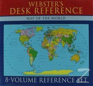 Webster's Dest Reference Set