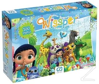 Wissper Puzzle (100 Parça)