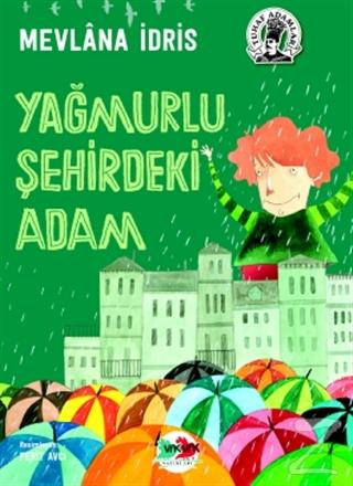 Yağmurlu Şehirdeki Adam