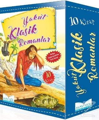Yakut Klasik Romanlar Serisi (10 Kitap)