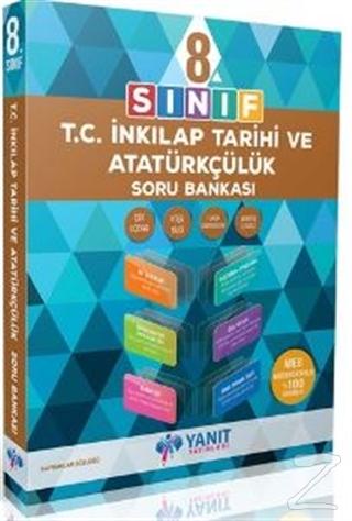 Yanıt 8. Sınıf T.C. İnkılap Tarihi ve Atatürkçülük Soru Bankası