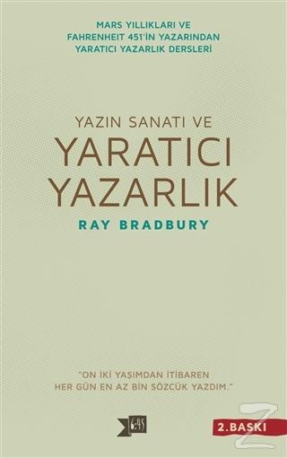 Yazın Sanatı ve Yaratıcı Yazarlık - %35 indirimli  - Ray Bradbury - Al