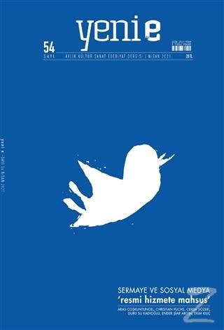 Yeni E Dergisi Sayı: 54 Nisan 2021