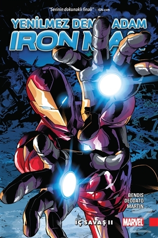 Iron Man Cilt 2 - Yenilmez Demir Adam