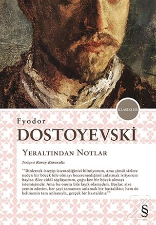 Yeraltından Notlar - %28 indirimli  - Fyodor Mihayloviç Dostoyevski -