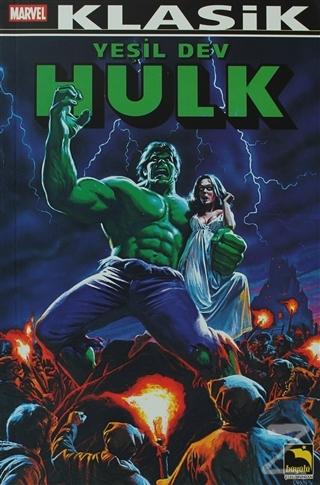 Yeşil Dev Hulk Klasik Cilt:2