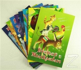 Yıldız Masallar Serisi (8 Kitap Takım)