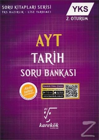 YKS 2. Oturum AYT Tarih Soru Bankası