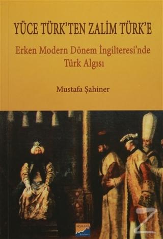 Yüce Türk'ten Zalim Türk'e
