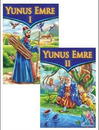 Yunus Emre Dizisi (2 Kitap Takım) Kolektif