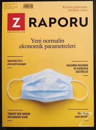 Z Raporu Dergisi Sayı: 13 Haziran 2020