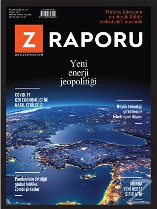 Z Raporu Dergisi Sayı: 18 Kasım 2020