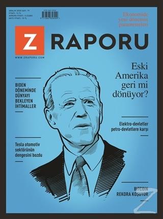 Z Raporu Dergisi Sayı: 19 Aralık 2020