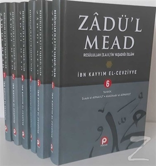 Zadü'l Mead (6 Kitap Takım) (Ciltli)