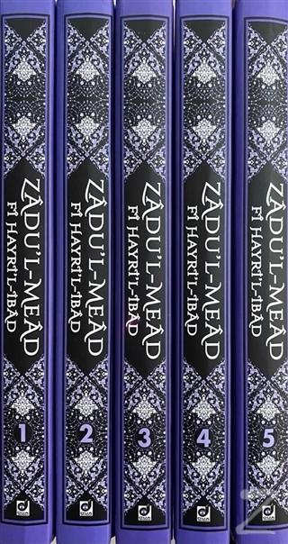 Zadu'l-Mead Fi Hayri'ı-İbad (5 Cilt Takım) (Ciltli)