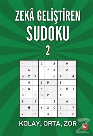 Zeka Geliştiren Sudoku 2 Ramazan Oktay