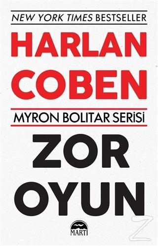 Zor Oyun - Myron Bolitar Serisi