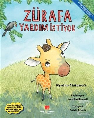 Zürafa Yardım İstiyor Nyasha Chikowore