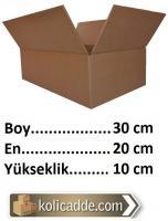 Demonte Karton Kutu 30x20x10 cm.