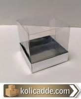 Gümüş Asetat Kutu