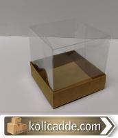 Kraft Kutu 10x10x10 cm