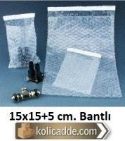 200 Adet Balonlu Poşet 15x15+5 cm. Bantlı Tane Fiyatı 29 Kuruş