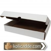 Kilitli Karton Koli 39,5x31x6,5 cm.