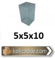 Demonte Asetat Kutu 5x5x10 cm