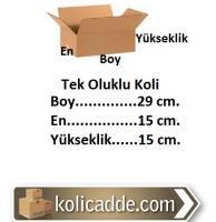 Karton Kutu 29x15x15 cm.