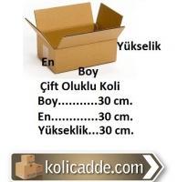 Büyük Karton Koli 30x30x30 cm.