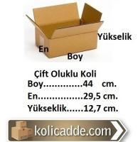 Kargo Kolisi 44x29,5x12,7 cm.
