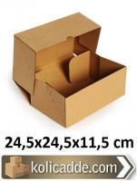 25 Adet Kilitli Karton Kutu Tanesi 1,30 L.