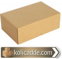 Kilitli Karton Kutu 14x12x5 cm.