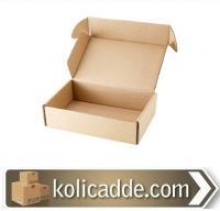 Kilitli Karton Kutu 25x16x10 cm.