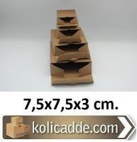 25 Adet Kilitli Karton Kutu Tane Fiyatı 0,19 L.
