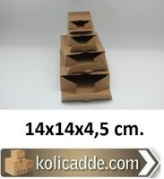 25 Adet Kilitli Karton Kutu Tanesi 0.55 Lira