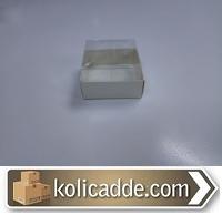 Kokulu Taş Kutusu 5x5x3 cm