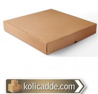 Pizza Kutusu 23,5x23,5x3 cm.