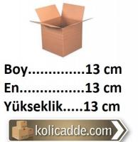 Toptan Karton Kutu 13x13x13 cm.