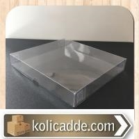 Şeffaf Kutulu Yasin ve Tespih Asetat Kutusu 10,5x14,5x2 cm
