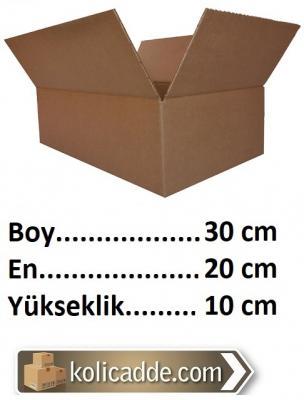 Demonte Karton Koli 30x20x10 cm.-KoliCadde