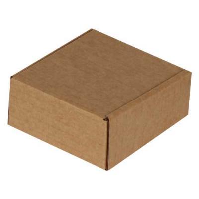 Kilitli Karton Kutu 8x8x4cm.-KoliCadde