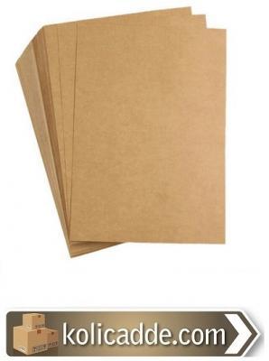 A4 Kraft Kağıdı 220 gr/m² 100 Adet-KoliCadde