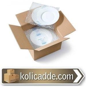 Balonlu Naylon Özel Kesim 50 cm.x50 cm. 90 gr/m2-KoliCadde