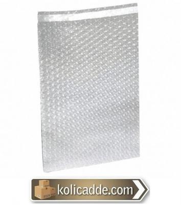 Baloncuklu Poşet 30x32 cm. İçten Bantlı-KoliCadde
