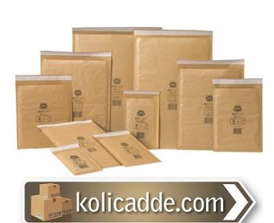 Balonlu Zarf 20x27,5 cm Formula Kraft-KoliCadde